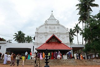 St. Georges Church, Kadamattom building in India