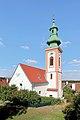 Kahlenbergerdorfer Pfarrkirche SW.JPG