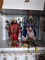 Kali & Shani Deities - Kali & Shani Temple - Dhobi Ghat - Barrackpore Cantonment - North 24 Parganas 2012-05-27 01238.jpg
