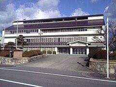 亀山市関支所(旧関町役場)