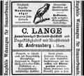 Kanarienvögel-Versandt-Geschäft C. Lange.png