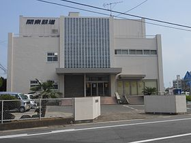 Kantetsu head office 2013.jpg