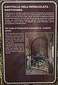 """Kapelle und Statue der Mutter Gottes Maria """"Immaculata"""", der unbefleckten Empfängnis in Polcenigo, Provinz Pordenone, Italien, EU.jpg"""