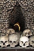 Kaple Všech svatých s kostnicí, hřbitovní (Sedlec) (3).jpg