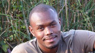 Joël Karekezi Rwandan film producer, director and screenwriter