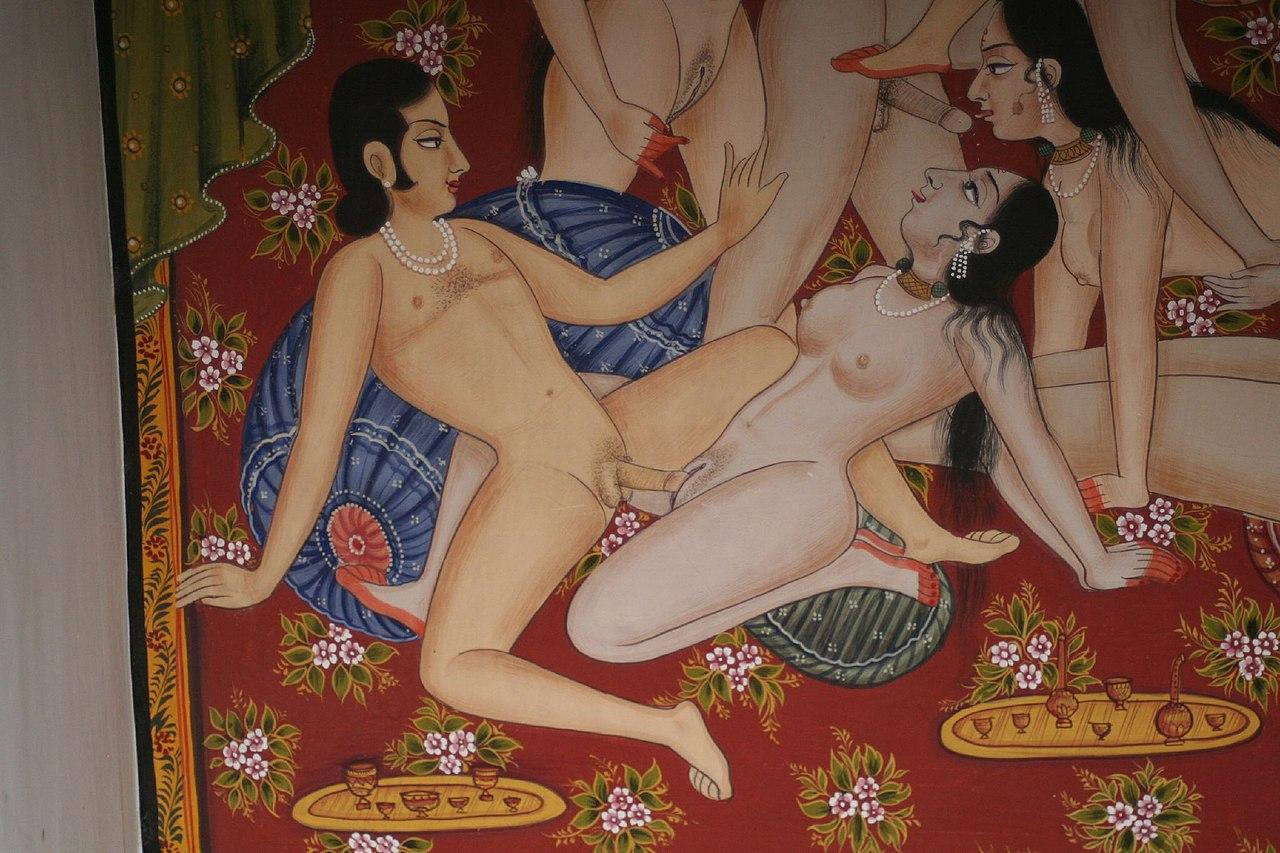Erotic summer camp
