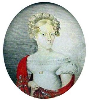 Princess Caroline of Denmark - Princess Caroline, c. 1820s