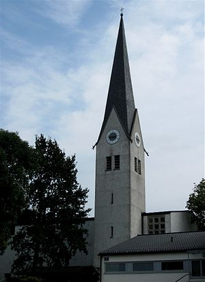 Großkarolinenfeld - Catholic church