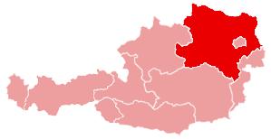 Donja Austrija u državi.