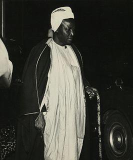 Kashim Ibrahim Nigerian politician