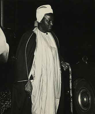 Governor of Northern Nigeria - Image: Kashim Ibrahim