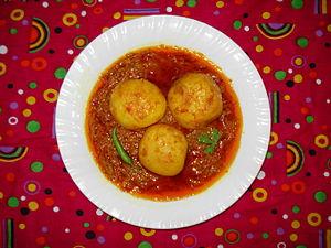 Dum Aloo - Image: Kashmiri Dum Aaloo