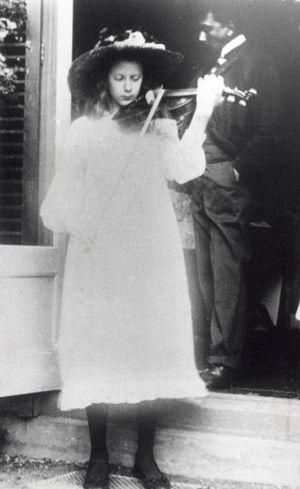 Charley Toorop - Charley Toorop in 1903