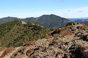 Kaweka Range - Image: Kaweka Range, New Zealand 09