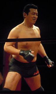 Kazunari Murakami Japanese professional wrestler and MMA fighter