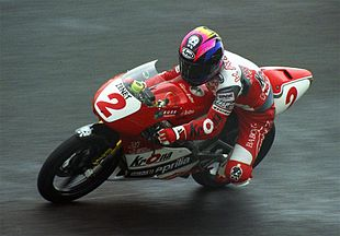 Description de l'image  Kazuto Sakata 1994 Japanese GP.jpg.