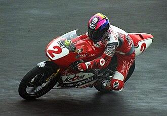 Kazuto Sakata - Kazuto Sakata at the 1994 Japanese GP