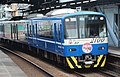 Keikyu 2100 BLUE SKY TRAIN TRA local 20160306.jpg