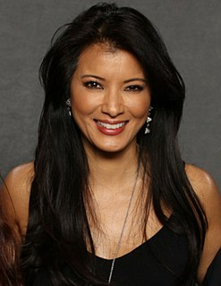 Kelly Hu American actress and model