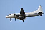 Kelowna Flightcraft, Convair 580 Freighter, C-FKFZ - YVR (18267100269).jpg