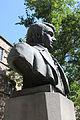 Khachatur Abovyan statue in Armenia 09.JPG