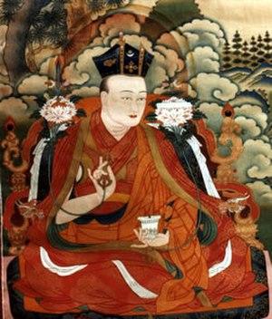 Khakyab Dorje, 15th Karmapa Lama - Image: Khakyab Dorje