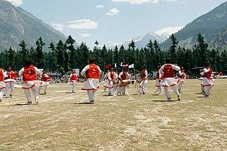 Khattak dance Tribal dance