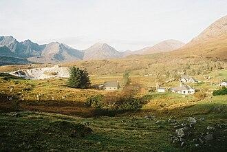 Kilbride, Skye - Image: Kilbride, Skye