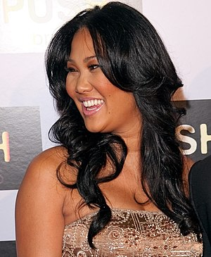 Kimora Lee Simmons - Leissner at the Push premiere in January 2009