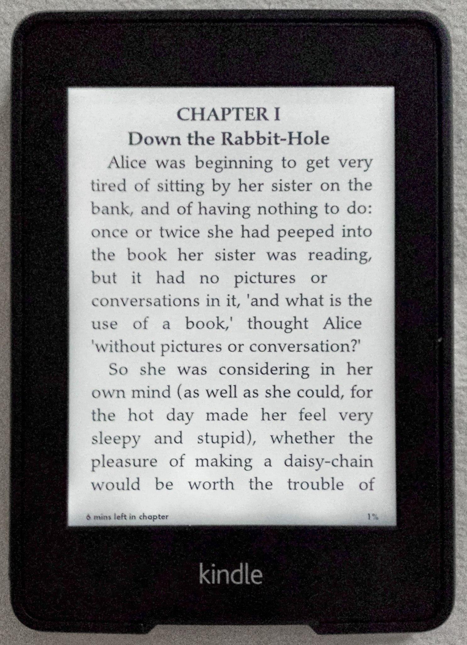 File:Kindle Paperwhite WiFi.jpg - Wikimedia Commons