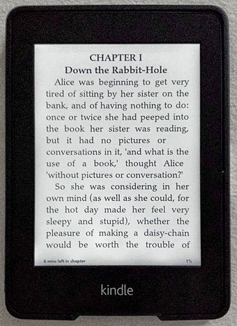 Amazon Kindle - Wikiwand