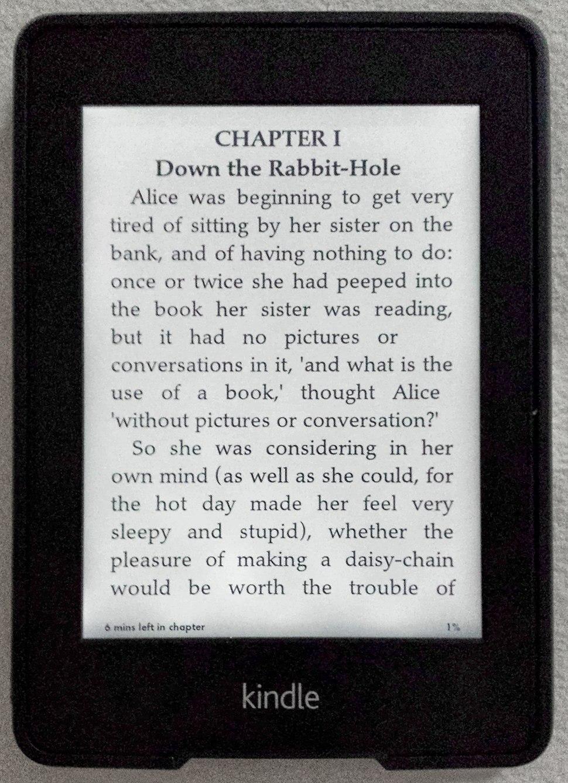 Kindle Paperwhite WiFi