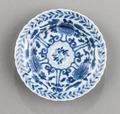 Kinesiskt porslinsfat, 1735-1795 - Hallwylska museet - 100907.tif