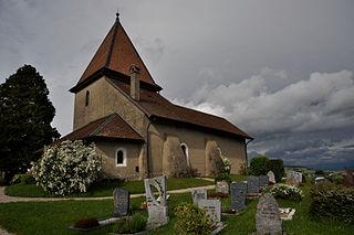 Bassins Municipality in Switzerland in Vaud