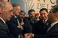 Kirchner, Chávez y Uribe en la Cumbre de las Américas.jpg
