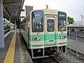 Kishu Railway KR205 at Gobo Station 03.jpg