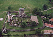 Kisnána - Castle