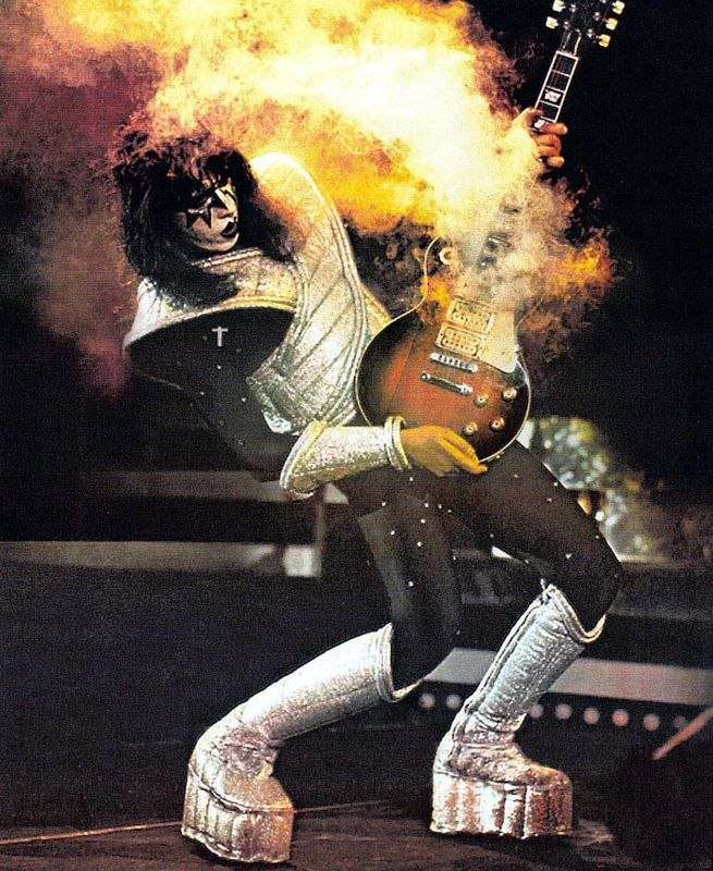 Kiss - Ace Frehley (1977)