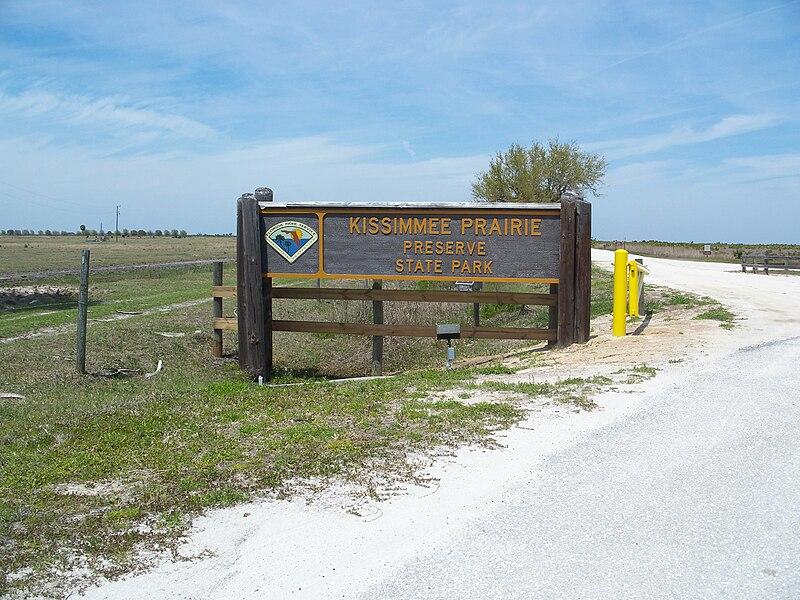 File:Kissimmee Prairie PSP sign01.jpg