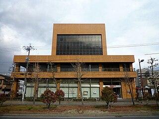 北伊勢上野信金の本店