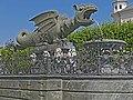 Klagenfurt Lindwurmbrunnen 02.jpg