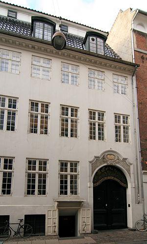 Gyldendal - Gyldendal Publishing House, Klareboderne 3, in Copenhagen.