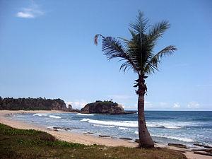 Pacitan Regency - Klayar Beach, Donorojo, Pacitan