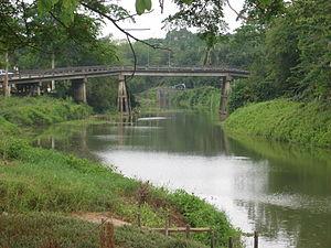Nakhon Nayok Province - Canal, Nakhon Nayok