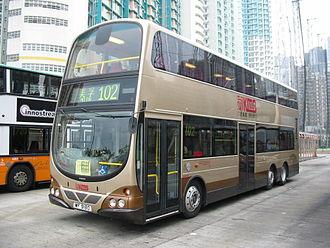 Volvo B9TL - Kowloon Motor Bus Wright-bodied B9TL