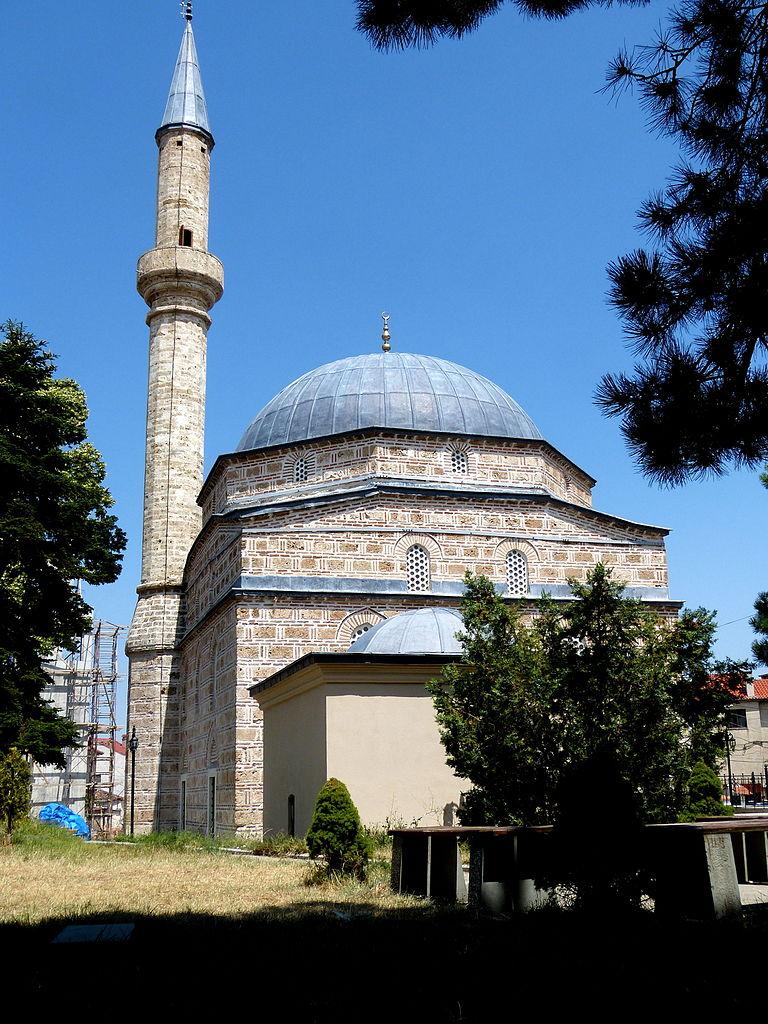 Masjid Mirahori di Korçë adalah monumen warisan budaya.
