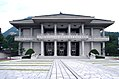 Korea-Seoul Blue House (Cheongwadae) Reception Center 0693-07.JPG