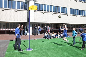 Korfbal in Spijkenisse.JPG