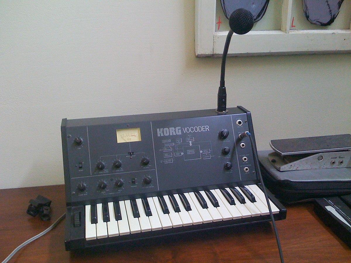 un vocoder