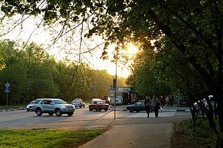 Veshnyaki District District in Moscow, Russia